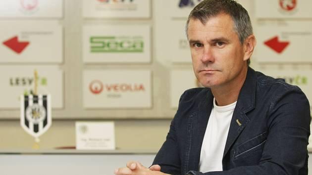 Róbert Barborík, sportovní ředitel FC Hradec Králové.