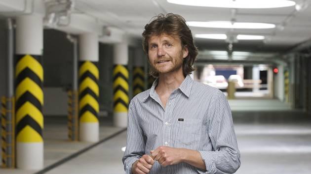 Architekt Pavel Zadrobílek