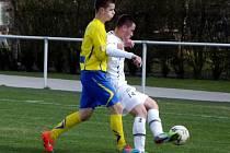 Fotbalová I. liga staršího dorostu U19: FC Hradec Králové - FC Fastav Zlín.