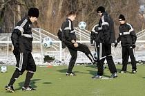 Druholigoví fotbalisté FC Hradec Králové zahájili 5. ledna 2010 zimní přípravu na Všesportovním stadionu v Hradci Králové.