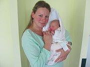 ADÉLA BOUSOVÁ se narodila 1. května ve 22.42 hodin. Měřila 50 cm a vážila 3300 g. Potěšila své rodiče Veroniku  Křížovou a Tomáše Bouse z Chlumce nad Cidlinou. Doma se těší tříletá sestřička Anetka.