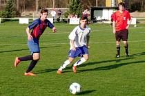 Krajská fotbalová I. B třída: TJ Sokol Malšovice - FK Chlumec nad Cidlinou B.