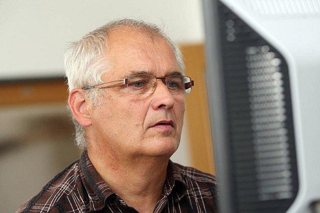 Václav Mrštík, ředitel hradecké pedagocicko-psychologické poradny.