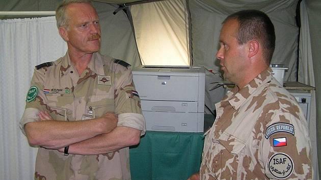 Zoltán Bubeník (vpravo)