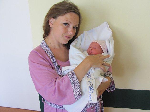 VIKTORIE VOSTRČILOVÁ se narodila 13. července v 16.30 hodin. Měřila 50 cm a vážila 3280 g. Potěšila rodiče Stanislavu Novákovou a Jakuba Vostrčila z Cerekvice nad Loučnou. Doma se těší bráška Tadeáš.