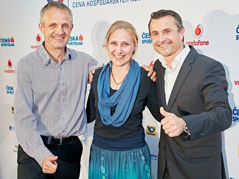 Slavnostní vyhlášení Vodafone Firmy roku 2016 Královéhradeckého kraje a Česká Spořitelna Živnostníka roku 2016 Královéhradeckého kraje.