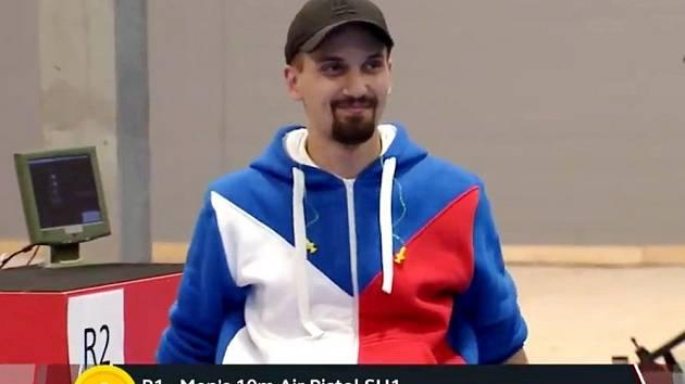 Hendikepovaný Tomáš Pešek je mistrem světa!