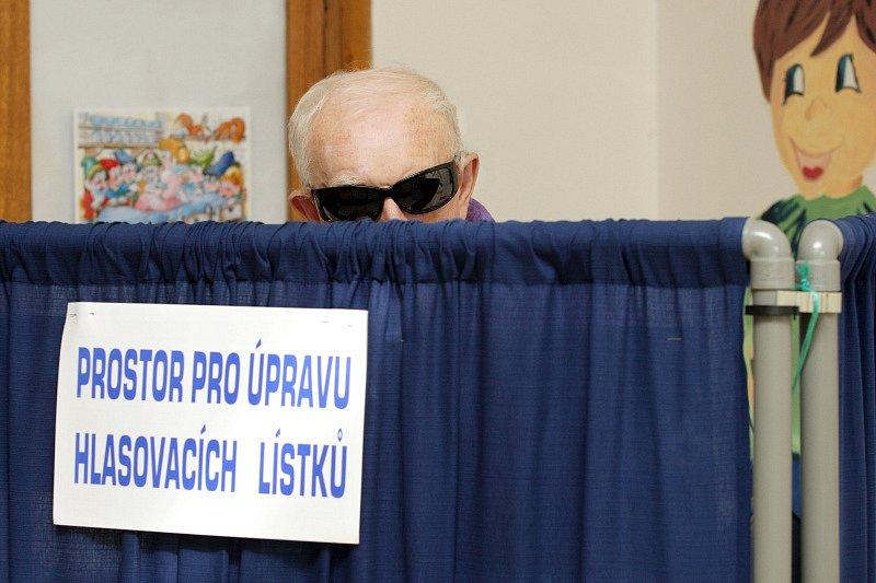Volby do krajského zastupitelstva a do Senátu v krajském městě Hradci Králové.