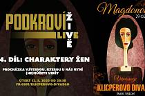 Podkroví Live: Charaktery žen