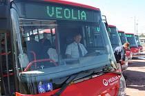 NOVÁ VOZIDLA Královéhradeckého kraje budou dopravovat cestující na Chlumecku, Novobydžovsku, Nechanicku a Jaroměřsku.