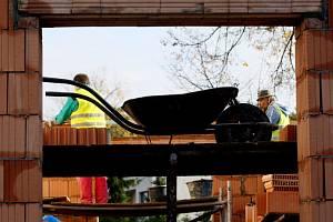 Přestavba a oprava domova důchodců v Třebechovicích pod Orebem