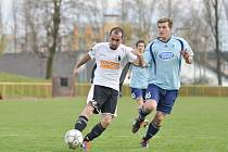 Fotbalový krajský přebor: FC Spartak Rychnov nad Kněžnou - RMSK Cidlina Nový Bydžov B.