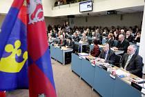Jednání zastupitelstva Královéhradeckého kraje