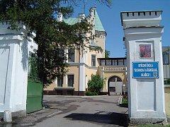 Střední škola technická a řemeslná v Novém Bydžově - výukové centrum Hlušice. Ilustrační fotografie.
