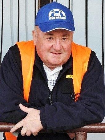 Ladislav Steklý (SK Převýšov).
