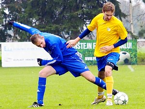 Fotbal Roudnice B - Libčany B