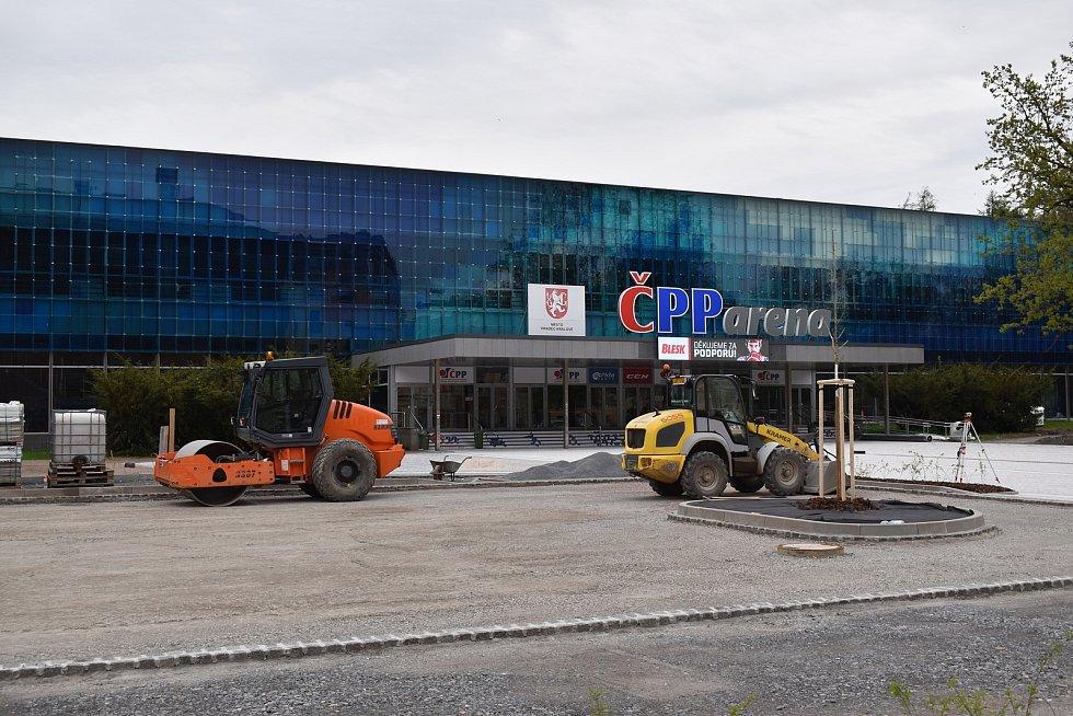 Kompletní rekonstrukce bude hotová do konce června.
