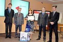 Nejlepší webová stránka obce - 1. místo: Lovčice - www.lovcice.eu.