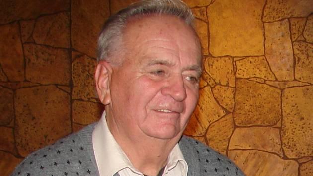 Jubilující Vladislav Košťál.
