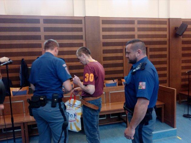 Jaroslav S. z Rychnovska, který podle obžaloby málem zavraždil svého bratra, dostal 12 let vězení.