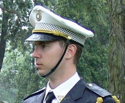 Strážník Pavel Süke