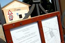 Kuklenští se brání výstavbě haly uprostřed zástavby
