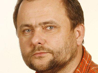Roman Gallo, šéfredaktor Deníků