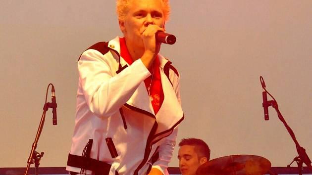 Milan Chriss z Hradce Králové si svůj den v Montreux užil.
