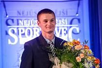 Z vyhlášení výsledků ankety Nejúspěšnější sportovec roku 2015 Královéhradeckého kraje.