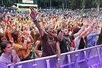 Trutnov Open Air Music Festival.
