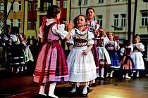 Folklórní festival Hradec Králové - Pardubice.