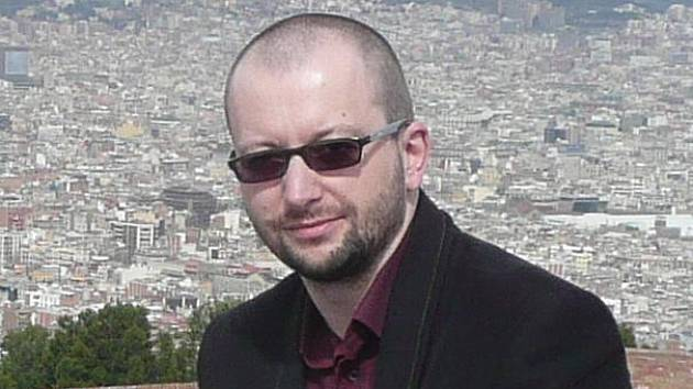 Jan Outlý, politolog UHK.