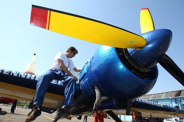 Šestnácté mistrovství evropy v letecké akrobacii bude hostit královéhradecké letiště.
