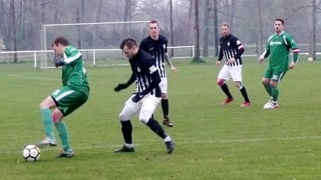 Krajská fotbalová I. B třída: TJ Sokol Malšovice - SK Albrechtice nad Orlicí.