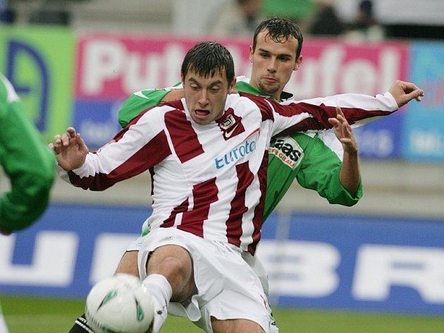 Jaroslav Nesvadba (vzadu).