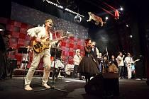 Mastix - kapela složená z herců královéhradeckého Klicperova divadla.