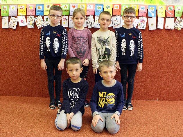 Mateřská škola Boharyně.