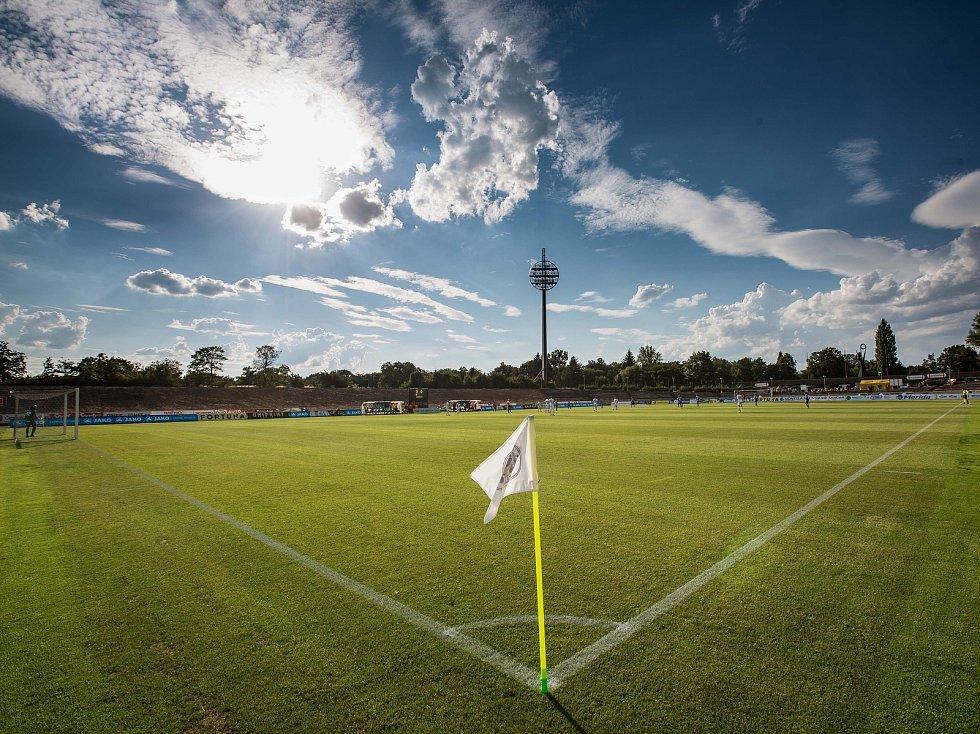 Fotbalová FORTUNA:NÁRODNÍ LIGA: FC Hradec Králové - 1. SC Znojmo.