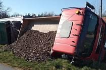 Dopravní nehoda u Nechanic