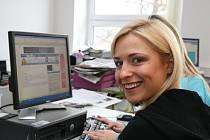 Romana Pavelková byla hostem on-line rozhovoru v redakci Hradeckého deníku
