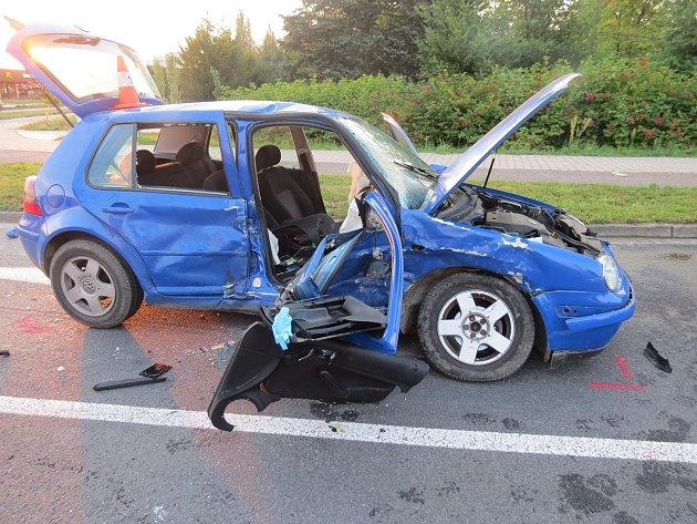 První prázdninová tragická nehoda se stala na okruhu v Hradci Králové. Zahynul při ní mladý muž.