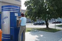 Automaty na pitnou vodu