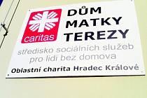 Dům Matky Terezy v Hradci Králové.