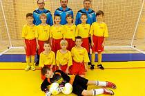 Výběr fotbalistů OFS Hradec Králové U10.
