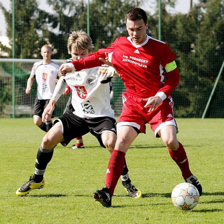 FC Hradec Králové B – Převýšov 1:1 v neděli 18. dubna 2010.