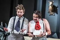 Klášterní ulice - nová divadelní hra Klicperova divadla v Hradci Králové v režii Davida Drábka,