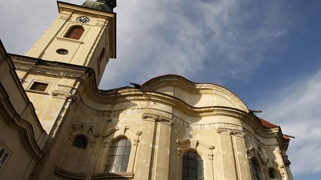 Smiřická kaple Zjevení Páně. Ilustrační fotografie.