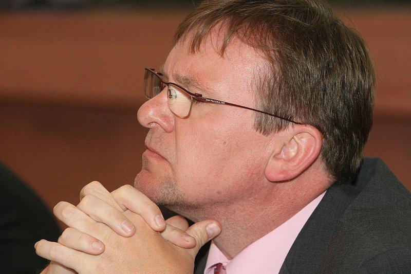Náměstek primátora Hradce Králové Martin Soukup