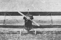 Letiště BH 21 1930