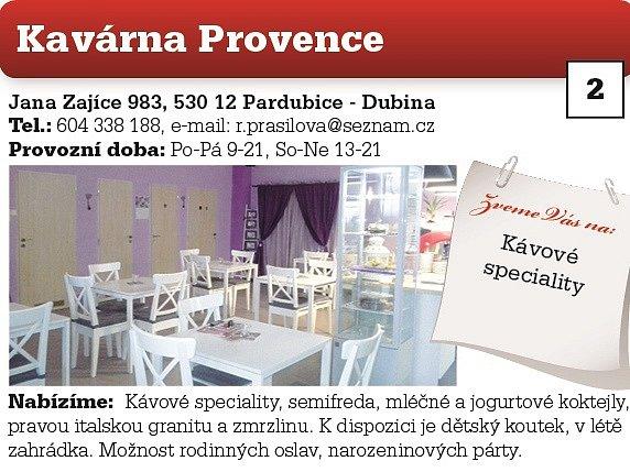 Kavárna Provence
